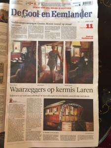 Kermis Laren 2015